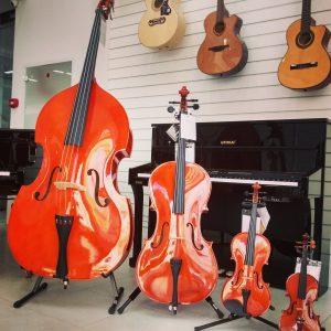we supply music instruments to schools churches and clubs